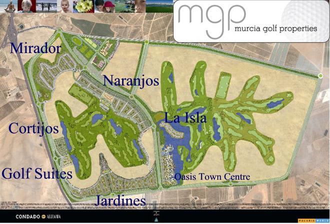 Polaris World Spanish Location Las Terrazas Map Of