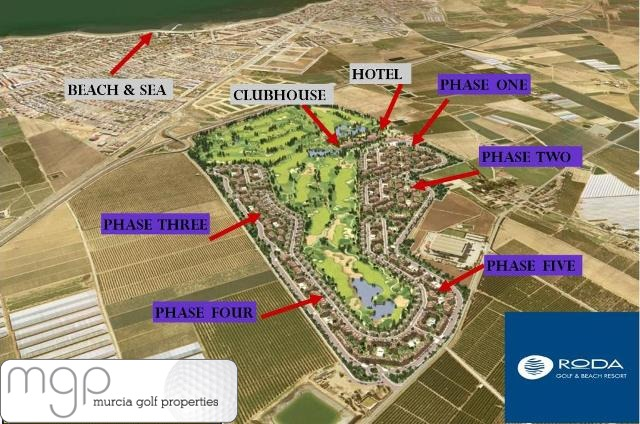 Roda Golf & Beach Resort information