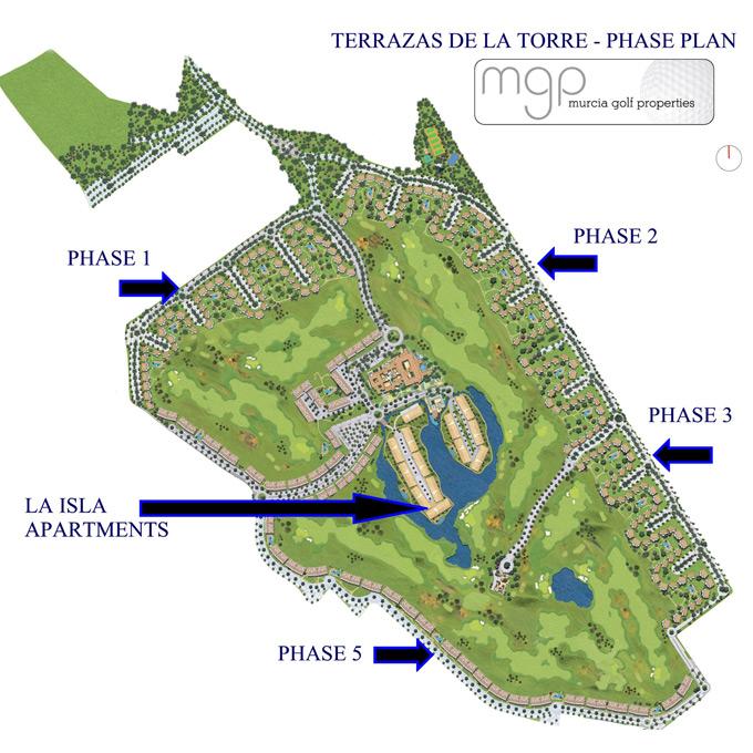 Las Terrazas Golf Resort, Polaris World