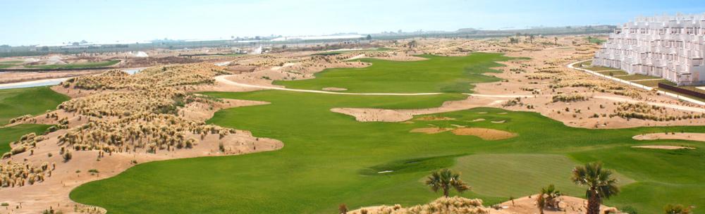 Las Terrazas Golf Resort Polaris World Murcia Golf