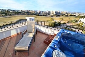 La Torre - Penthouse with hot tub