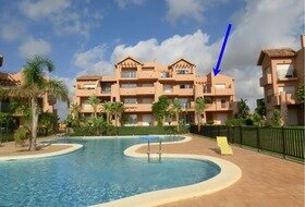 Mar Menor - three bedroom apartment