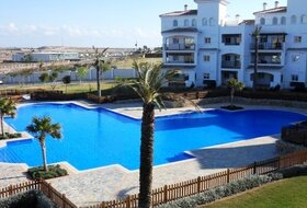 Hacienda Riquelme - 2nd Floor Apartment
