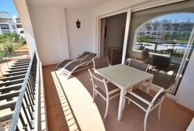 La Torre Golf Resort - a bargain price two bed apartment