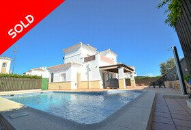 Three bedroom Villa at La Torre Golf