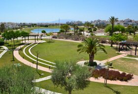 La Torre Golf Resort - two bedroom second floor apartment