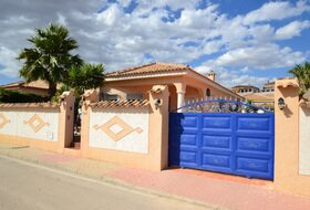 Lo Santiago  three bedroom villa with pool