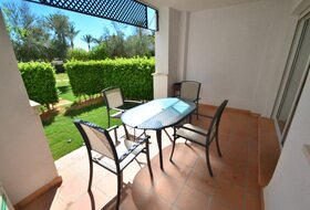 La Torre - ground floor with pool access