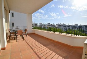 La Torre Golf Resort - 2nd floor apartment close to facilities