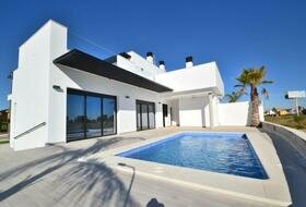 Mar Menor - brand new four bedroom villas