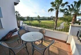 Mar Menor Golf Resort - frontline golf 2 bed villa