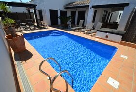 El Valle - 3 bed Alcor with pool