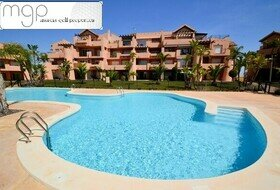 Mar Menor - 2 bed ground floor apartment