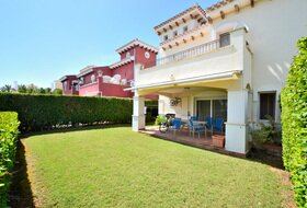 Mar Menor Golf Resort - frontline two bed villa