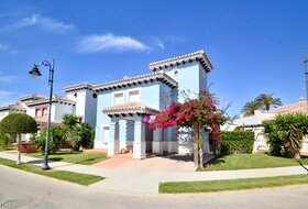 Mar Menor Golf Resort - three bed Baron style villa