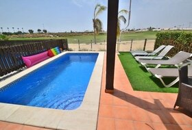 Mar Menor - two bed with private pool