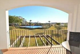 Hacienda Riquelme - First floor apartment