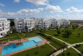 Terrazas de la Torre - 3 bed penthouse apartment