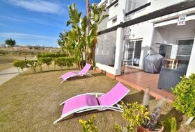 Terrazas de la Torre - two bed ground floor apartment