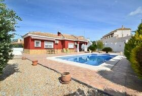 Lo Santiago - four bedroom villa with private swimming pool
