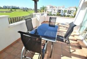 Hacienda Riquelme - Second Floor Apartment