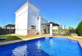 La Torre - Villa enebro with private pool