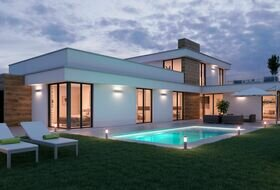 Roda Golf Resort - brand new luxury villa