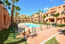 Nueva Ribera beach club - one bed apartment
