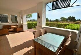 Hacienda Riquelme - Ground floor apartment