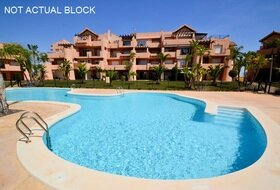 Mar Menor - bank repossession penthouse