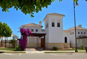 La Torre Golf Resort - three bedroom villa