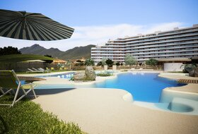 La Manga del Mar Menor - brand new beach apartment