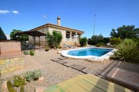 Agua y Sol - three bedroom villa with pool