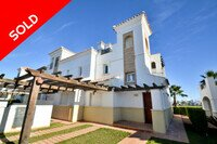 La Torre - end three storey townhouse