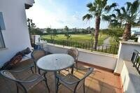 Mar Menor - frontline 2 bed villa