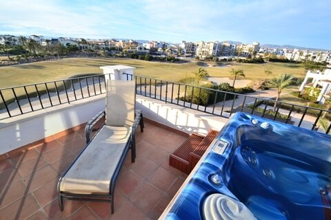 Ref:LAP30 Apartment For Sale in La Torre Golf Resort