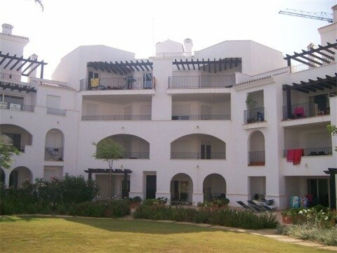 Ref:LAS15 Apartment For Sale in La Torre Golf Resort