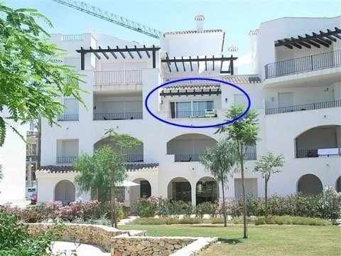 Ref:LAS29 Apartment, Apartment For Sale in La Torre Golf Resort
