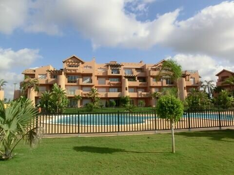 Ref:MM5721 Apartment For Sale in Mar Menor Golf Resort