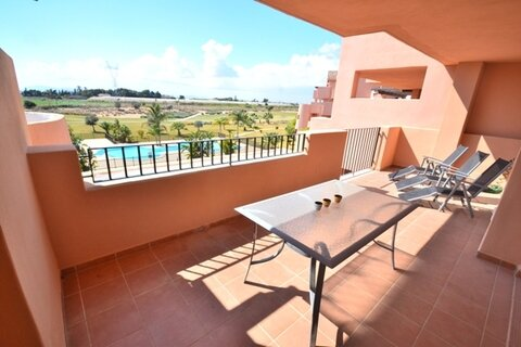 Ref:MM368 Apartment For Sale in Mar Menor Golf Resort