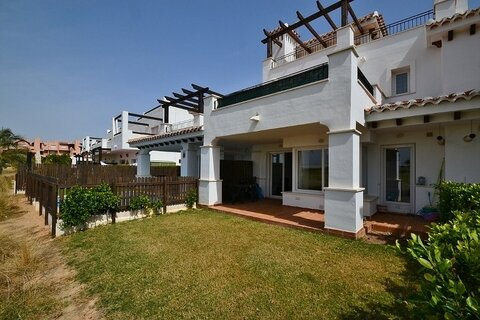 Ref:MM408 Townhouse For Sale in Mar Menor Golf Resort