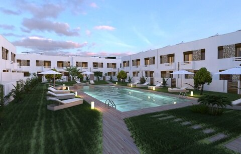 Ref:Porto-Marina-ap Apartment For Sale in Torre de la Horadada
