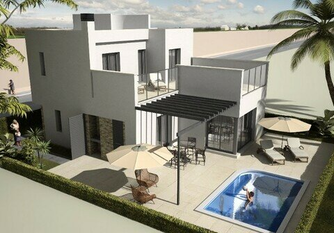 Ref:Miragolf Villa For Sale in Roda Golf & Beach Resort