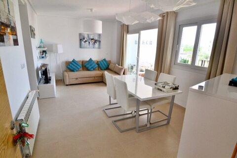 Ref:HR509 Apartment For Sale in Hacienda Riquelme Golf Resort