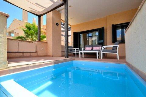 Ref:HDA16 Apartment For Sale in Hacienda del Alamo