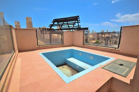 Ref:HDA17 Apartment For Sale in Hacienda del Alamo