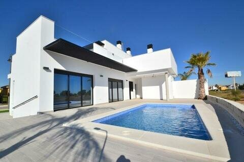 Ref:MM476 Villa For Sale in Mar Menor Golf Resort