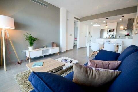 Ref:Lamar-first-flo Apartment For Sale in Pilar de la Horadada