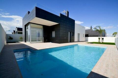 Ref:Lamar-Villas Villa For Sale in Pilar de la Horadada