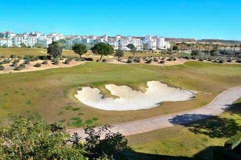 Ref:HR528 Apartment For Sale in Hacienda Riquelme Golf Resort